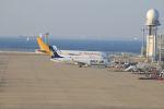zero1さんが、中部国際空港で撮影したスカイマーク 737-86Nの航空フォト(写真)