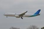 amagoさんが、成田国際空港で撮影したガルーダ・インドネシア航空 A330-341の航空フォト(写真)