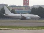 commet7575さんが、福岡空港で撮影したアメリカ海軍 C-40A Clipper (737-7AFC)の航空フォト(写真)