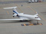 TUILANYAKSUさんが、羽田空港で撮影したアイルランド企業所有 BD-700-1A10 Global Expressの航空フォト(写真)