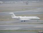 TUILANYAKSUさんが、羽田空港で撮影したイギリス企業所有 Gulfstream G650 (G-VI)の航空フォト(写真)