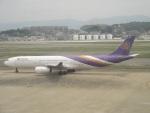 commet7575さんが、福岡空港で撮影したタイ国際航空 A330-343Xの航空フォト(写真)