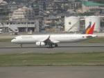 commet7575さんが、福岡空港で撮影したフィリピン航空 A321-231の航空フォト(写真)