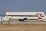 zero1さんが、成田国際空港で撮影したブリティッシュ・エアウェイズ 777-36N/ERの航空フォト(写真)