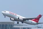 tabi0329さんが、福岡空港で撮影したイースター航空 737-86Jの航空フォト(写真)