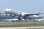 tabi0329さんが、福岡空港で撮影した日本航空 777-246の航空フォト(写真)
