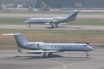 OS52さんが、羽田空港で撮影したユタ銀行 G-Vの航空フォト(写真)