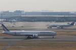 OS52さんが、羽田空港で撮影したエールフランス航空 777-328/ERの航空フォト(写真)