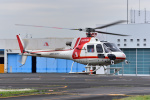 はるかのパパさんが、東京ヘリポートで撮影した朝日航洋 AS350B3 Ecureuilの航空フォト(写真)