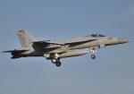 雲霧さんが、厚木飛行場で撮影したアメリカ海軍 F/A-18E Super Hornetの航空フォト(写真)