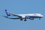 ceskykrumlovさんが、羽田空港で撮影した全日空 787-9の航空フォト(写真)