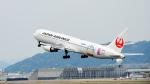 ザビエルさんが、伊丹空港で撮影した日本航空 767-346/ERの航空フォト(写真)