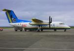 VICTER8929さんが、久米島空港で撮影した琉球エアーコミューター DHC-8-103 Dash 8の航空フォト(写真)