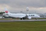 ゆういちさんが、鹿児島空港で撮影したジェイ・エア ERJ-190-100(ERJ-190STD)の航空フォト(写真)