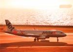 takamaruさんが、中部国際空港で撮影したジェットスター・ジャパン A320-232の航空フォト(写真)