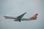 JA8037さんが、香港国際空港で撮影した香港航空 A330-243Fの航空フォト(写真)