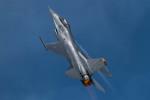 TBさんが、岩国空港で撮影したアメリカ空軍 F-16CM-50-CF Fighting Falconの航空フォト(写真)