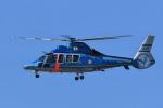 tecasoさんが、伊丹空港で撮影した兵庫県警察 EC155B1の航空フォト(写真)
