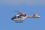 tecasoさんが、伊丹空港で撮影した朝日新聞社 MD 900/902の航空フォト(写真)