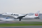 ジャコビさんが、伊丹空港で撮影したジェイ・エア ERJ-170-100 (ERJ-170STD)の航空フォト(写真)