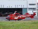 51ANさんが、東京ヘリポートで撮影した東京消防庁航空隊 EC225LP Super Puma Mk2+の航空フォト(写真)