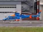 51ANさんが、東京ヘリポートで撮影した朝日航洋 430の航空フォト(写真)