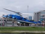 51ANさんが、東京ヘリポートで撮影した日本デジタル研究所(JDL) A109E Powerの航空フォト(写真)