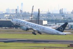 ぽん太さんが、羽田空港で撮影した全日空 777-281の航空フォト(写真)