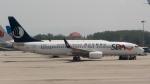 coolinsjpさんが、青島流亭国際空港で撮影した山東航空 737-85Nの航空フォト(写真)