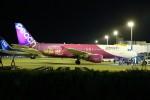 JA882Aさんが、松山空港で撮影したピーチ A320-214の航空フォト(写真)