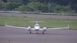 kazuhikoさんが、福島空港で撮影したアルファーアビエィション DA42 TwinStarの航空フォト(写真)