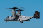TBさんが、岩国空港で撮影したアメリカ海兵隊 MV-22Bの航空フォト(写真)