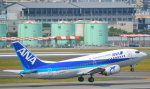 toyoquitoさんが、伊丹空港で撮影したANAウイングス 737-54Kの航空フォト(写真)
