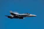 TBさんが、岩国空港で撮影したアメリカ海兵隊 F/A-18D Hornetの航空フォト(写真)
