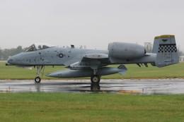 マリオ先輩さんが、横田基地で撮影したアメリカ空軍 A-10C Thunderbolt IIの航空フォト(写真)