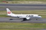turenoアカクロさんが、羽田空港で撮影したジェイ・エア ERJ-170-100 (ERJ-170STD)の航空フォト(写真)