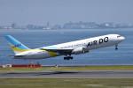 turenoアカクロさんが、羽田空港で撮影したAIR DO 767-33A/ERの航空フォト(写真)