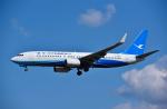 こむぎさんが、成田国際空港で撮影した厦門航空 737-85Cの航空フォト(写真)