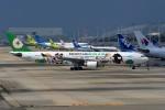 JA946さんが、関西国際空港で撮影したエバー航空 A330-302Xの航空フォト(写真)