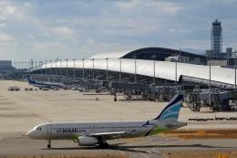 ハピネスさんが、関西国際空港で撮影したエアプサン A320-232の航空フォト(写真)