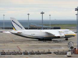 White Pelicanさんが、中部国際空港で撮影したアントノフ・エアラインズ An-124-100 Ruslanの航空フォト(写真)