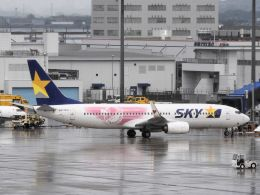 White Pelicanさんが、中部国際空港で撮影したスカイマーク 737-86Nの航空フォト(写真)