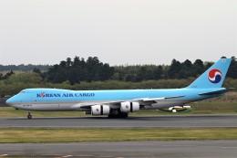 にしやんさんが、成田国際空港で撮影した大韓航空 747-8B5F/SCDの航空フォト(写真)