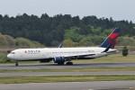 にしやんさんが、成田国際空港で撮影したデルタ航空 767-3P6/ERの航空フォト(写真)