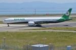 amagoさんが、関西国際空港で撮影したエバー航空 777-36N/ERの航空フォト(写真)