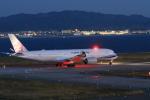 ぷぅぷぅまるさんが、関西国際空港で撮影したチャイナエアライン A350-941XWBの航空フォト(写真)