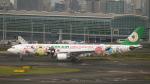 ねぎぬきさんが、羽田空港で撮影したエバー航空 A330-302Xの航空フォト(写真)