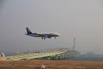 zero1さんが、関西国際空港で撮影した全日空 A320-211の航空フォト(写真)