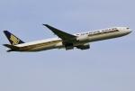 あしゅーさんが、成田国際空港で撮影したシンガポール航空 777-312/ERの航空フォト(写真)