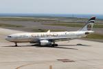 delawakaさんが、中部国際空港で撮影したエティハド航空 A330-243の航空フォト(写真)